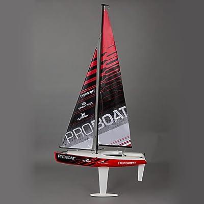 Pro Boat Ragazza IOM 1m RC Sailboat RTR* PRB07000 Brand New