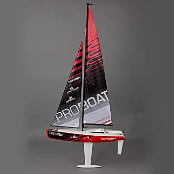 Pro Boat Ragazza IOM 1m RC Sailboat RTR* PRB07000 Brand New: Amazon