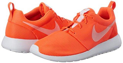 total white Corsa Nike Crimson Donna Da One Arancione Roshe Scarpe H0qaS0
