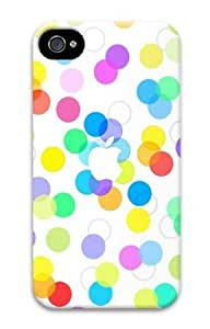 Apple iPhone 4 4s Case,iPhone 4 4s Cases - Brighten everyone's day 3D Custom iPhone 4 4s Case Cover for iPhone...