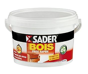 Sader Colle Bois prise rapide - Seau Plastique de 2, 5kg Bostik SA 040940