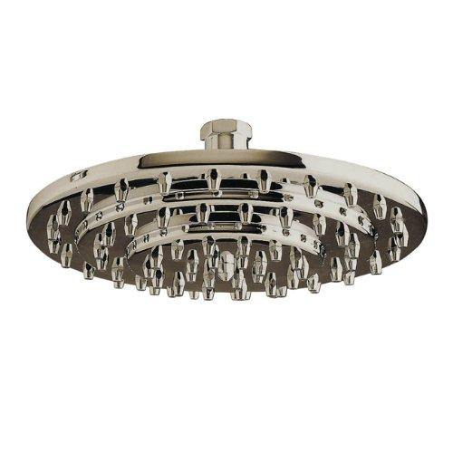 Diameter Three Tier Shower Head - Kingston Brass K208A8 Designer Trimscape Showerscape 6-Inch Shower Head, Satin Nickel