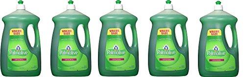 Palmolive Liquid Dish Soap, Original - 90 fluid ounce (5-Pack) by Palmolive