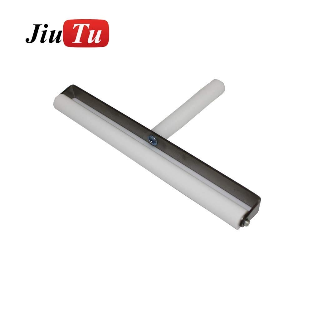 FINCOS 14 inch Large Roller for OCA Adhesive Sticker Polarizer Film Laminating for iPad Tablets Touch Screen Repair Fix jiutu