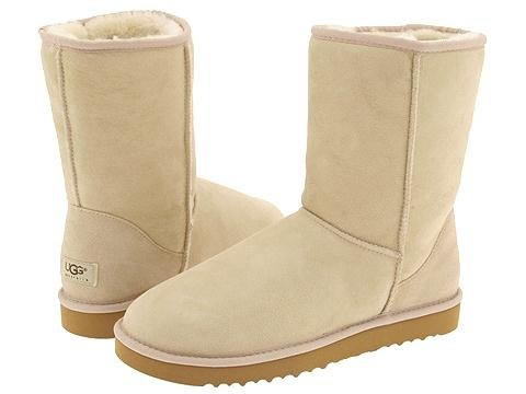 UGG Australia Men's Classic Short Boots,Sand,US 16 US by UGG