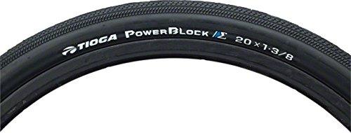 Tioga 20 x 1-3/8 Powerblock S-Spec Folding Bike Tire