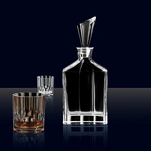 spiegelau nachtmann aspen 0090024 0 3 piezas decantador whisky y vasos. Black Bedroom Furniture Sets. Home Design Ideas