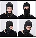 ZONLY 3Pack Balaclava Ski Face Mask for Women
