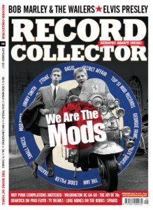 Record Collector Magazine September - 2017 - We Are The Mods (Collector Record)