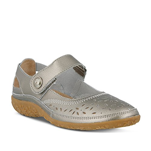 Spring Step Womens Naturate Highlights Shoe Champagne