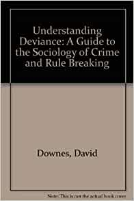 an understanding of deviance Typology includes the following kinds of positive deviance: altruism, charisma,  innovation, supra-conforming  that the concept of positive deviance is impor.