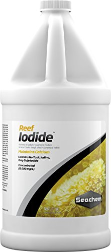 Marine Concentrated Iodine (Reef Iodide, 4 L / 1 fl. gal.)