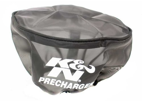 K&N 22-8015PK Black Precharger Filter Wrap - For Your K&N RA-0560 Filter K&N Engineering
