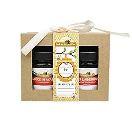 Honig – Geschenkset von ImkerPur individuell beschriftbar