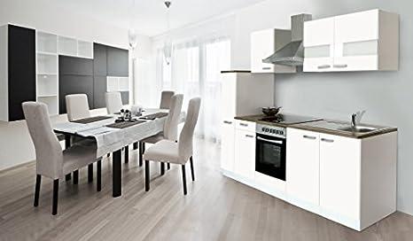 RESPEKTA cucina angolo cucina cucina componibile BLOCCO CUCINA 240 ...