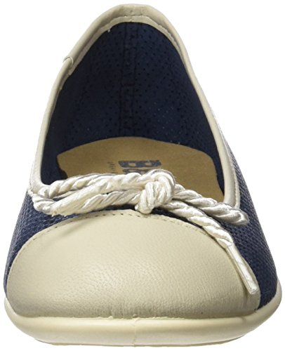 donna Hv221404 da walk Ballerine 0202 Break blu blu qwpznz