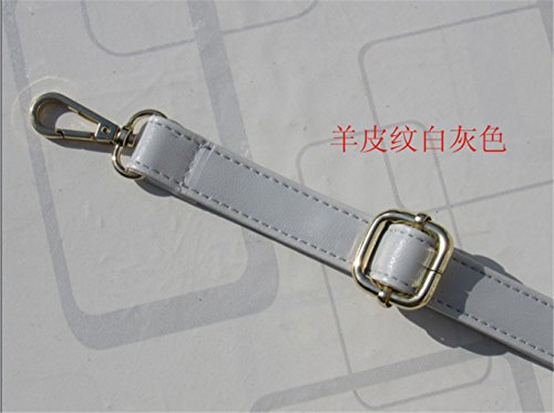 Artificial Leather Adjustable Strap For women Handbag / Mini Purse bag / replacement purse strap / bag strap DIY (A typ, Wide - Burch Strap Tory Replacement
