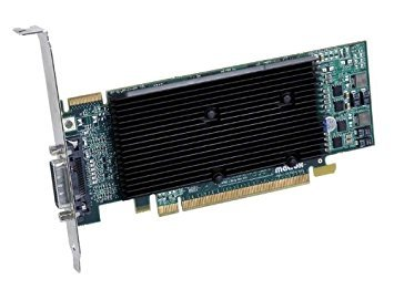 Matrox Genuine M9120 512 MB PCI Video