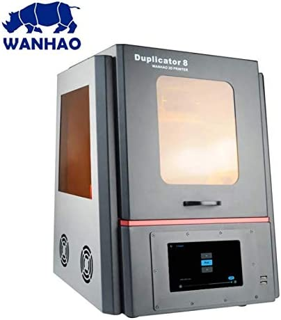 Duplicator 8 UV 405 NM Ultra Alta Resolución Impresora 3D SLA ...