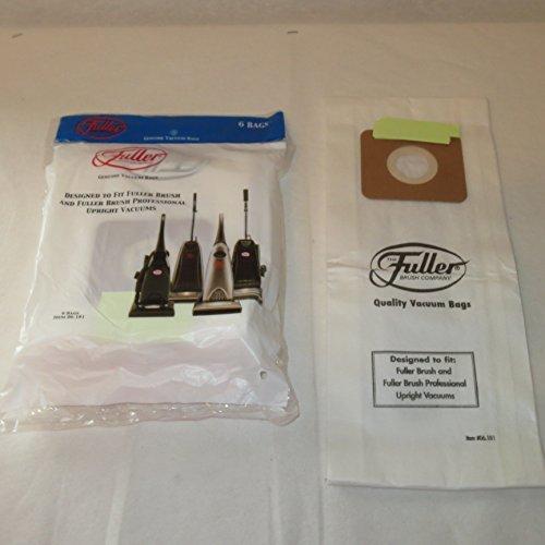 Fuller Brush Upright Genuine Vacuum Cleaner Bags: 24 Bags