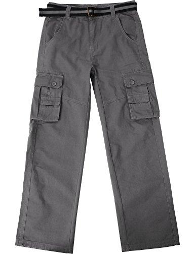 8 Pocket Cargo Pants - 5