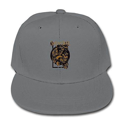 - LWOSD Childs Baseball Cap, Crown The Empire Plain Cotton Baseball Cap Sun Protect Ajustable Hats for Boys Girls Gray