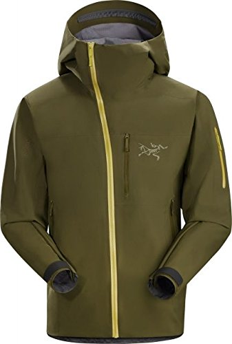 Arc'Teryx Men's Sidewinder SV Jacket - Dark Moss - (Sidewinder Sv Jacket)