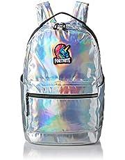 حقيبة ظهر FORTNITE للأطفال بختم كبير، غامق، مقاس واحد