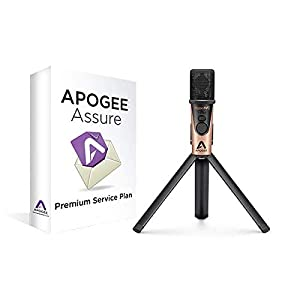Apogee Hype Mic – USB Microphone with A...