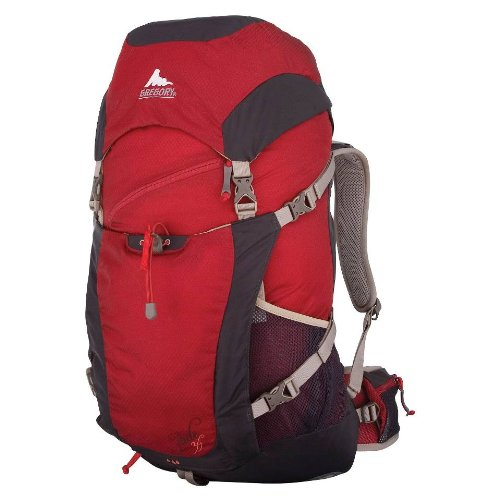 Gregory – Jade 34 Womens Pack – Small – Beta Red, Outdoor Stuffs