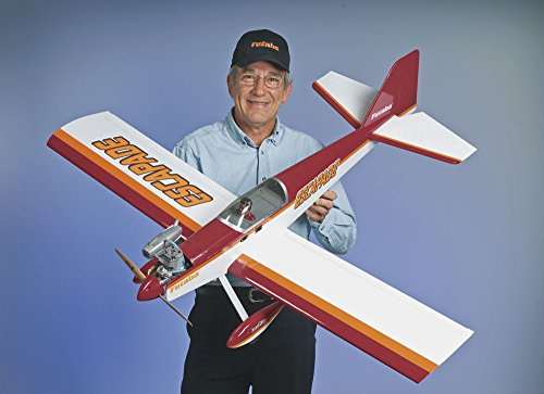 Great Planes Escapade Radio Controlled Glow or Electric Powered 52.5 Inch Almost-Ready-to-Fly Sport ()