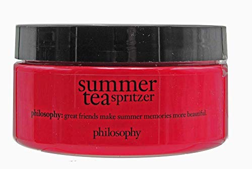Philosophy Summer Tea Spritzer Glazed Body Souffle (8 fl. oz.)