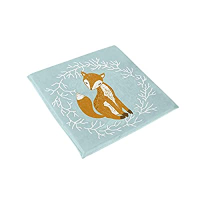 Bardic HNTGHX Outdoor/Indoor Chair Cushion Animal Fox Pattern Square Memory Foam Seat Pads Cushion for Patio Dining, 16