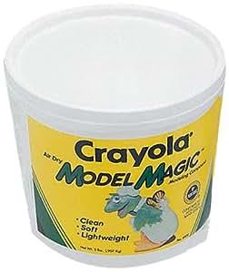NRS Crayola Air Dry Model Magic - Pasta para moldear