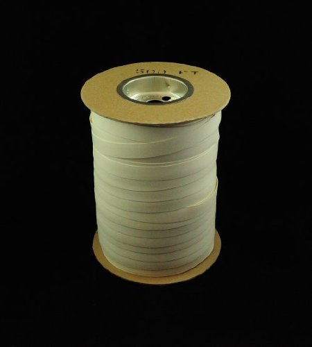White Batten Tape-vinyl Tape-3/4