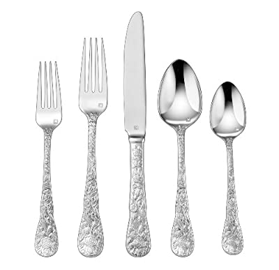 Cuisinart 20-Piece Flatware Set, Floria