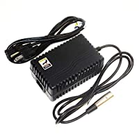 ACI Super Power Battery Charger with XLR Connector for Electric Scooters and Wheelchairs (Black, 2.0A)