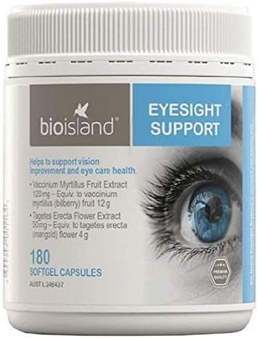 BIO ISLAND Eyesight Support 180 Caps