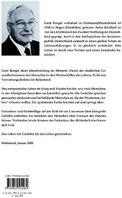 Im Kosmos Der Gedanken By Gerd Rengel Amazonae