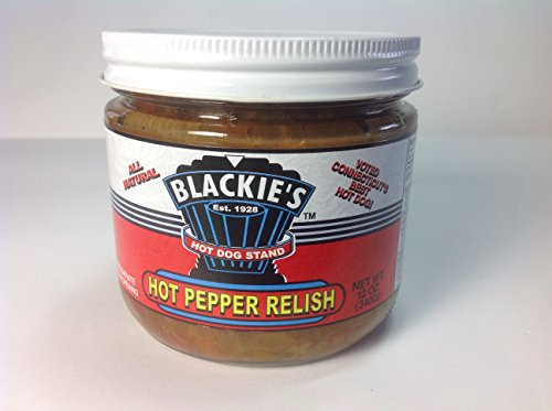 Blackie's Hot Pepper Relish (Hot Relish)