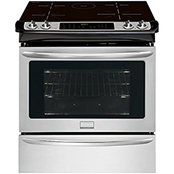 Amazon Com Samsung Ne58h9970ws Slide In Induction Range