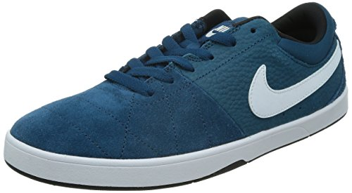 (Nike SB rabona Mens Trainers 553694 Sneakers Shoes (US 9.5, Blue Force White Black 411))
