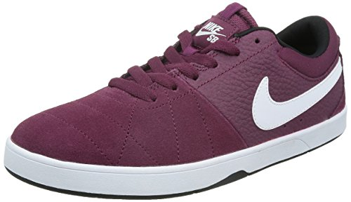(Nike SB rabona Mens Trainers 553694 Sneakers Shoes (US 8.5, Villain red White Black 610))
