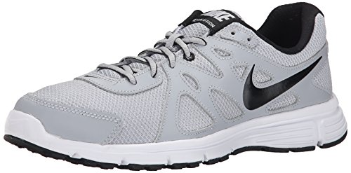 Nike メンズ Nike Men's Nike Revolution 2 Running Shoes Black/W
