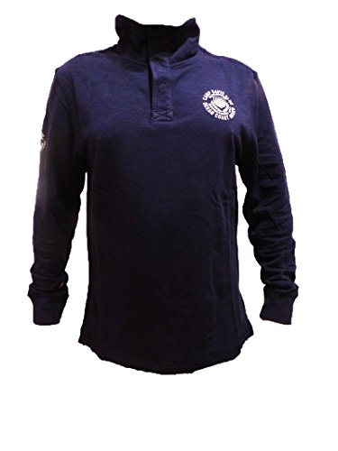 CAMP DAVID POLOSHIRT COAST GUARD BLUE NAVY