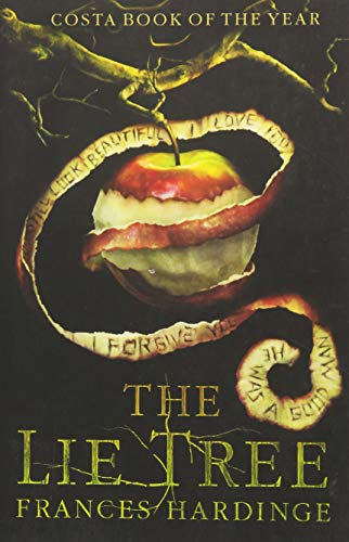 Book cover for The Lie Tree