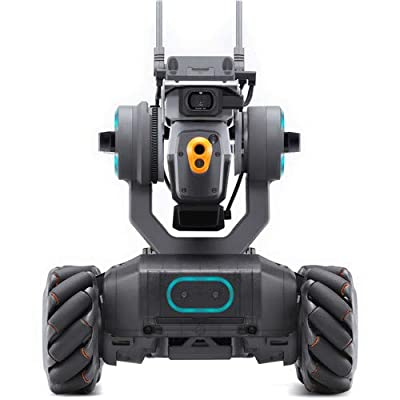 DJI Robomaster S1: Camera & Photo
