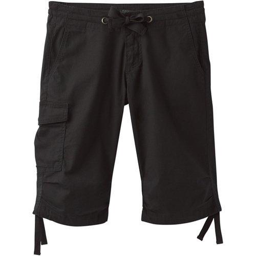 prAna Women's Emma Knicker Pants, Black, Size (Knicker Capris)