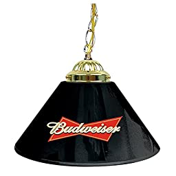 Budweiser Single Shade Gameroom Lamp, 14\