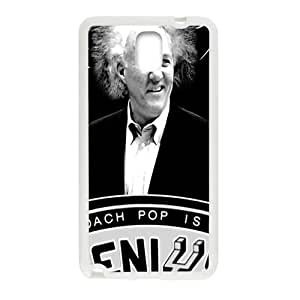 Gregg popovich Phone Case for Samsung Galaxy Note3 Case by Maris's Diary